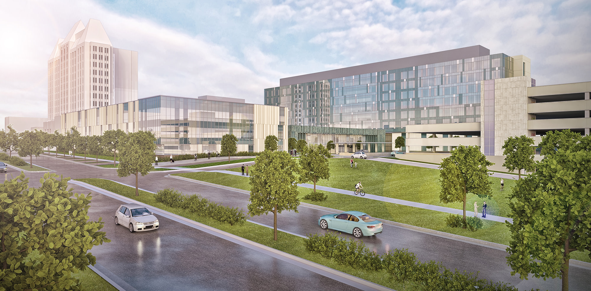 SSM Health Saint Louis University Hospital   Lawrence Group